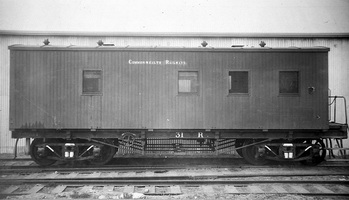 Pay carriage R 31, circa 1915