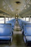 Interior of CB 1, circa 1985