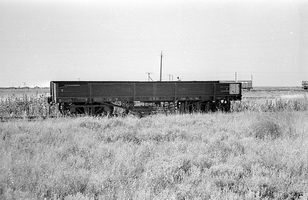 12.1971,Port Pirie - low sided open wagon R50 CCE branch only