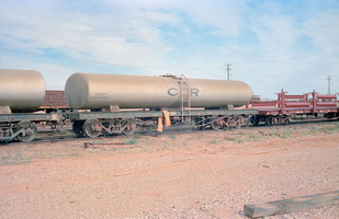 15.5.1981,Maree - tank wagon NTD1551 + part NRF1107