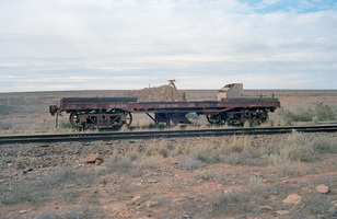 15.5.1981,Woocalla - Ballast plough BP1534