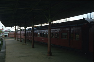 14<sup>th</sup> October 1985 Ballarat - Wooden sleeping cars
