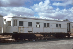 22<sup>nd</sup> December 1985,Barossa Junction PWS29 ex Brill