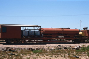 3<sup>rd</sup> February 1986,Poison train wagons Port Augusta UA4440