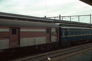 31.3.1986,CD7 52AE Spencer street Geelong train