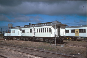18<sup>th</sup> May 1986,camp train Tailem Bend PWA + PWK + PWS28