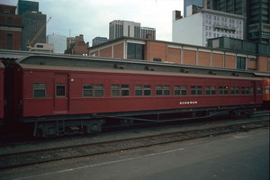 12.6.1986  Acheron car Spencer street station
