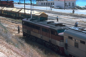9.11.1986 Wallaroo 943 on Ghan consist