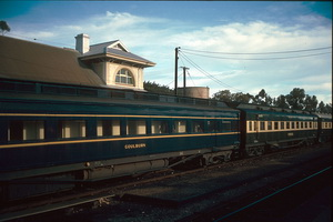 8.6.1987 Tailem Bend Goulburn car and <em>Finniss</em> car