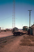 29.2.1988,Port Augusta GM22 + flat wagon