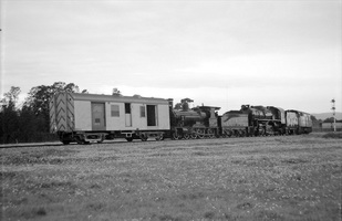 24.7.1988,Dry Creek Triangle - DE702 + Steam Engine 702 + Rx93 + AVAY76