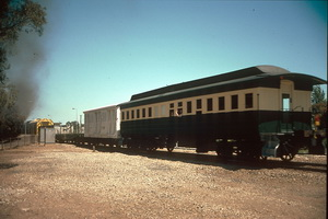 21<sup>st</sup> October 1989,Dudley park car 53 on work train