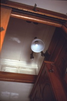 14.2.1990 Light and ceiling in <em>Inman</em> car