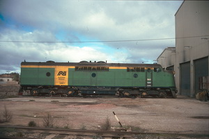25.6.1990,Peterborough GM4 outside running shed