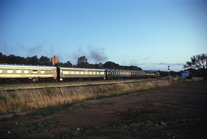 8.11.1991 North Adelaide night train
