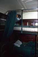 18.4.1992,Quorn Pichi Richi Railway - interior Nilpena car