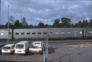18.7.1992,Keswick Indian Pacific dining car DF964