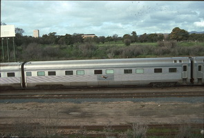 18.7.1992,Keswick Indian Pacific sleeping car ARJ272