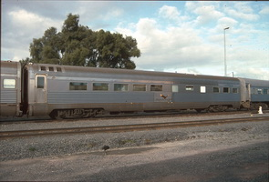 18.7.1992,Keswick Indian Pacific lounge/cafeteria car CDF924