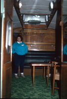 16.10.1992 Keswick - Coliban car - saloon with new carpet