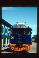 257 at Port Dock on 17.11.1995