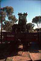 7.10.1996 Port Augusta - Homestead Park - RSA 191 + crane No.3