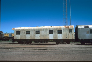 8.10.1996 Port Augusta - PA367 pay car
