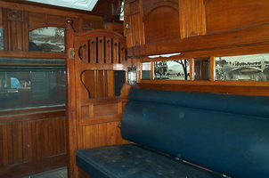 29.12.2002 NRM - interior of <em>Onkaparinga</em> car.