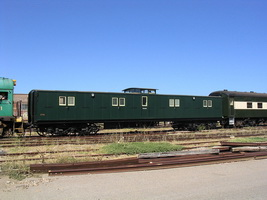 "28<sup>th</sup> December 2003,National Railway Museum - Port Adelaide - ""Behind the Scenes Weekend"" - brake 276"