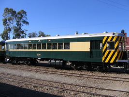 25<sup>th</sup> June 2006,Pichi Richi Railway - Quorn - Brill car 106