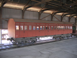 16<sup>th</sup> December 2006,National Railway Museum - Port Adelaide - Dog Box 294