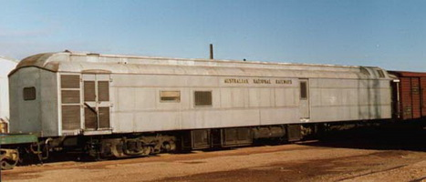 OPB 328 at Port Augusta on 19.8.1987