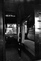 circa 1911 Sleeping Car Onkaparinga sleeping compartment as built