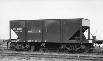 Commonwealth Railways,NB1408