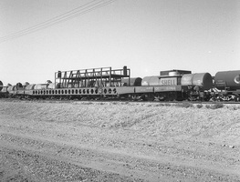 18.8.1969,Marree - Commonwealth Railways Wagon Q1966