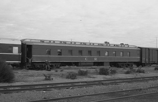 25.8.1976 - Copley - ARC74 (Macedon) sleeping car