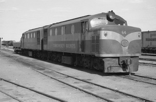 25.8.1976 - Marree - NSU64 and NSU56