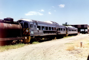 CB 3 and CB 2 Port Pirie 26.12.1997