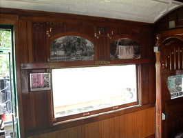 27.10.2007 Williamstown Museum - Sleeping car <i>Torrens</i>