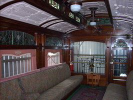 28.10.2007 Interior of Yarra Car
